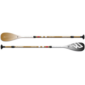 Fanatic Bamboo Carbon 50 - Pagaie - 3-Piece marron/noir
